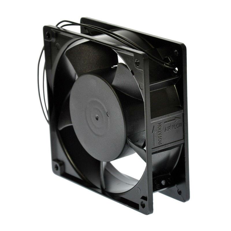 20 Axial Fan : Axial fan motor lead m³ hr dba