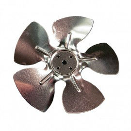 Fan Blade - 200mm - 25 Deg - Blowing